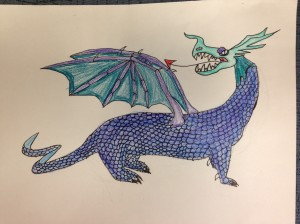 Texture Dragons (2)