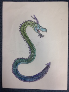 Texture Dragons (3)