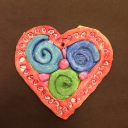 Clay Hearts (1)