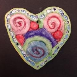 Clay Hearts (7)