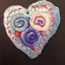 Clay Hearts (8)