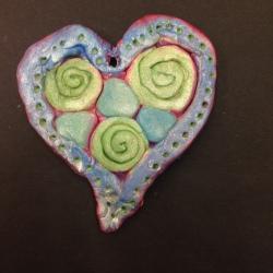 Clay Hearts (9)