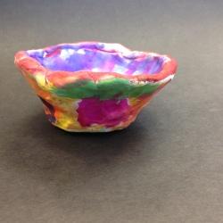Clay Pinch Pots (4)