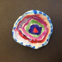 Clay Pinch Pots (5)