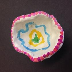 Clay Pinch Pots (7)